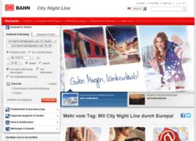 nachtzugreisen.net