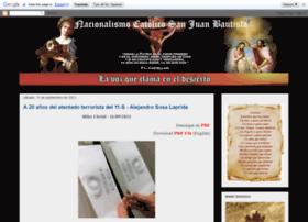 nacionalismo-catolico-juan-bautista.blogspot.com.ar