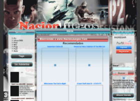 nacionjuegos.com