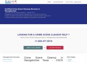 nacogdoches-texas.crimescenecleanupservices.com