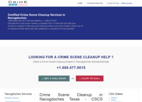 nacogdoches-texas.crimescenecleanupservices.com