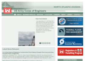nad.usace.army.mil