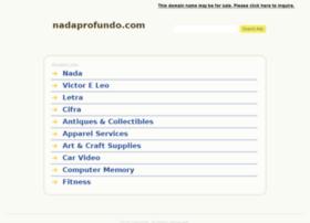 nadaprofundo.com