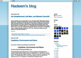 nadeemchaudhry.blogspot.com