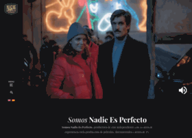 nadieesperfecto.com