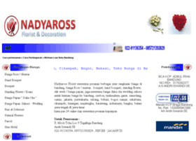 nadyarossflorist.com