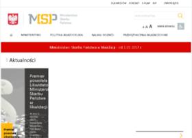 nadzor.msp.gov.pl