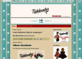 naehkontor.blogspot.de