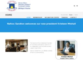nafcocsandton.org.za
