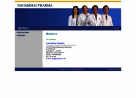 nagammaipharma.com