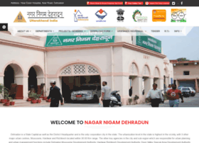 nagarnigamdehradun.com