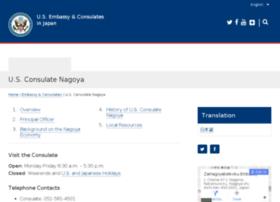 nagoya.usconsulate.gov