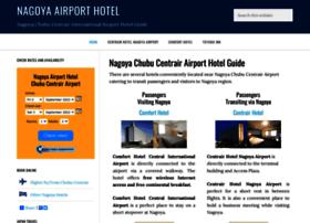 nagoyaairporthotel.com