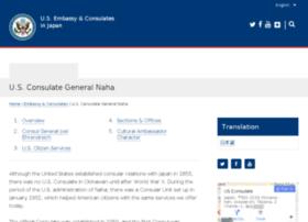naha.usconsulate.gov