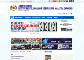 nahrim.gov.my