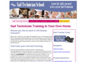 nailtechnicianschool.net