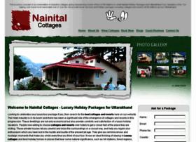 nainitalcottages.com