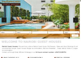 nairobiguesthouses.com