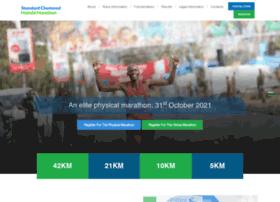 nairobimarathon.com