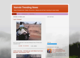 nairobitrendingnews.blogspot.com