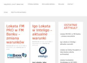 najlepszelokatybankowe.com