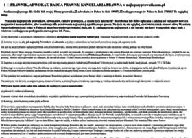 najlepszyprawnik.com.pl