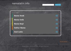 namalatin.info