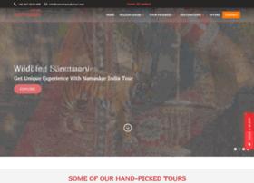 namaskarindiatour.com