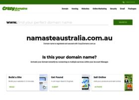 namasteaustralia.com.au