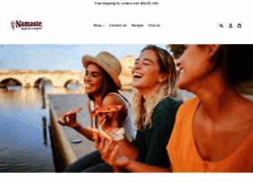 namastefoods.com