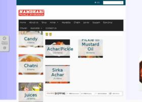 namdharipickle.com