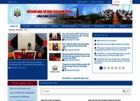 namdinh.edu.vn