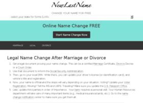 name-change.org