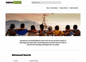 name-doctor.com