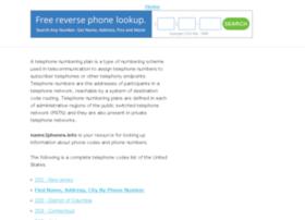 name2phones.info