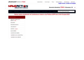 nameaction.cl