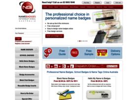 namebadgesinternational.com.au