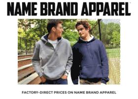 namebrandapparel.com