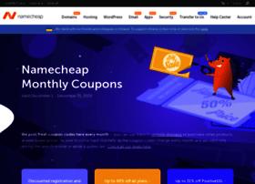 Namecheapcoupons.com