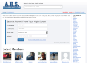 names.allhighschools.com