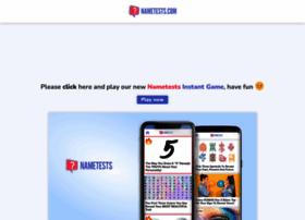 nametests.com