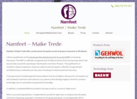 namfeet.com