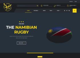 namibianrugby.com
