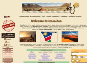 namibiareservations.com