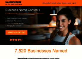 namingforce.com
