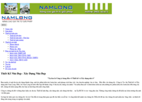 namlongcons.com