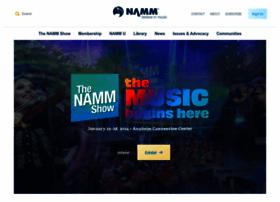 namm.com