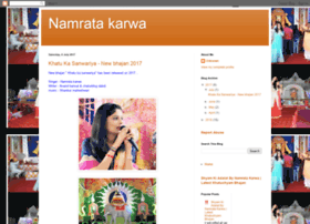 namratakarwa.blogspot.in