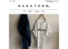 nanatone-style.com