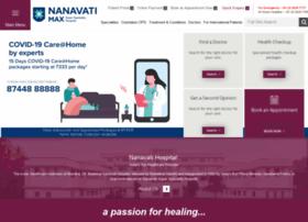nanavatihospital.org